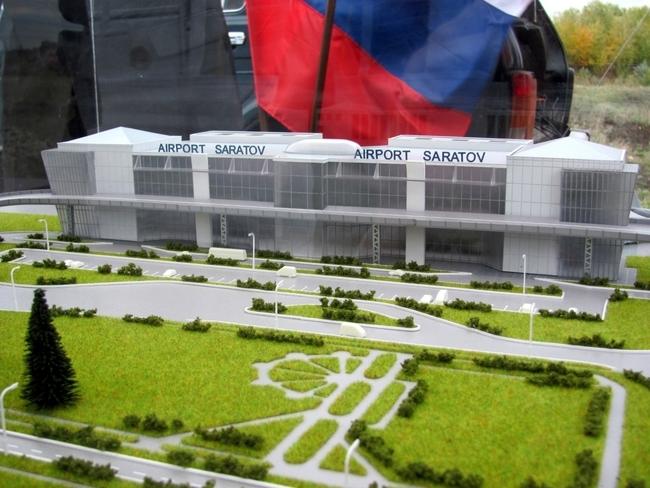 аэропорту в Сабуровке,