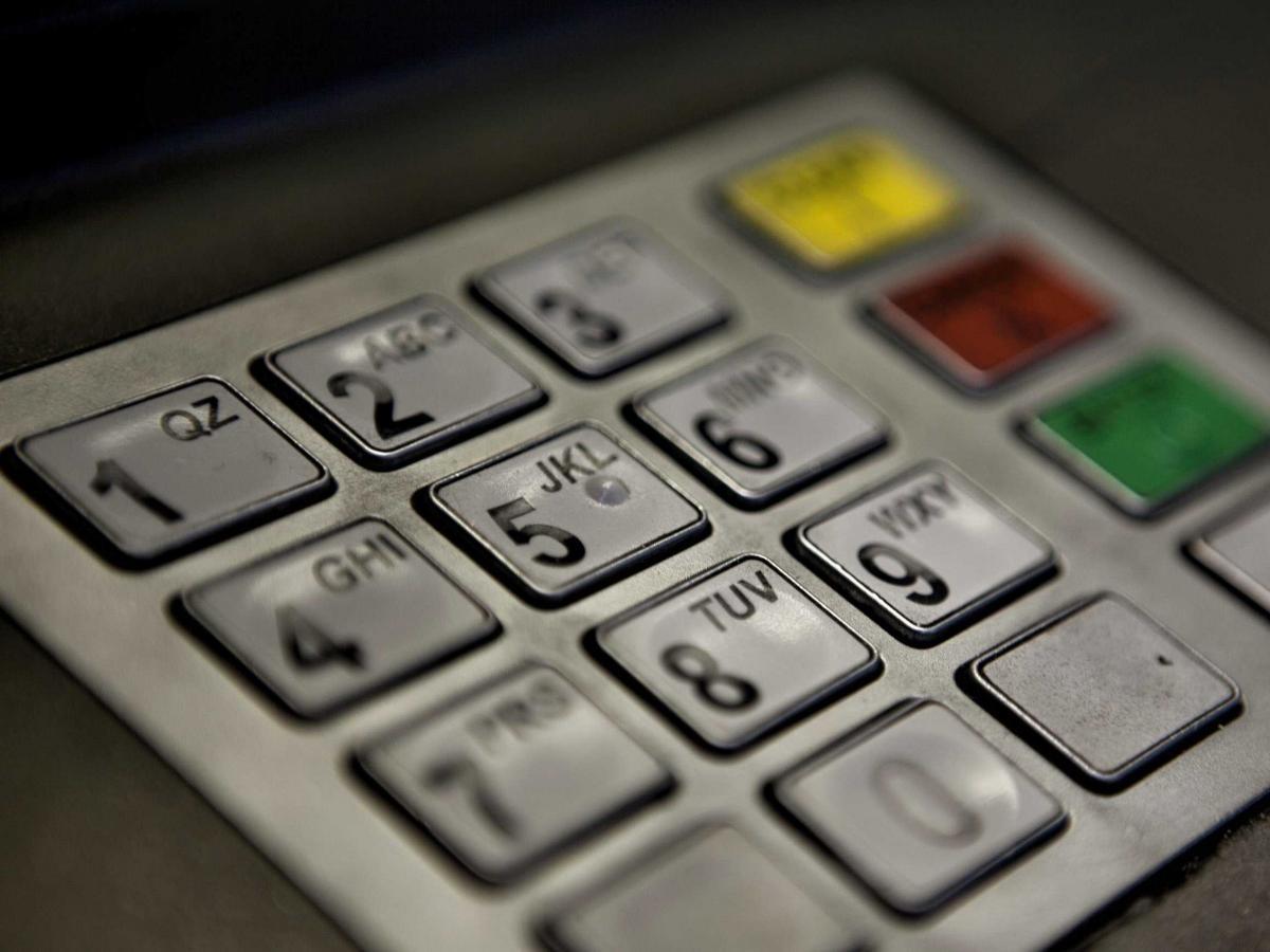 забыла пин код банковской карты
