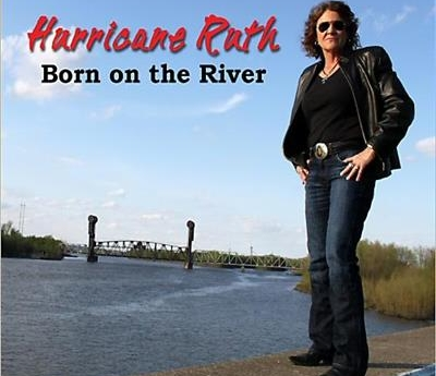 Hurricane Ruth. Born on the river