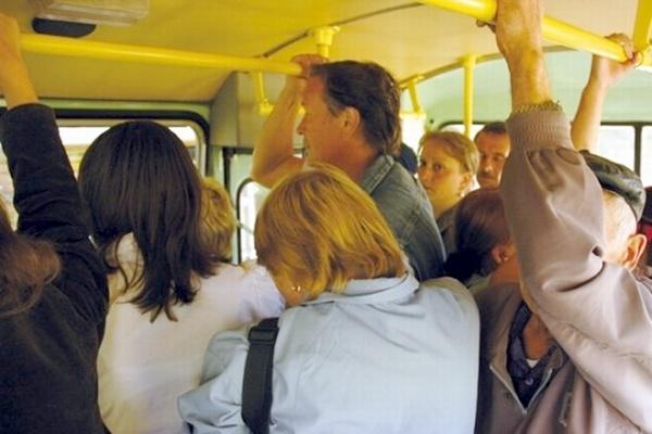 саратовского автобуса №53.