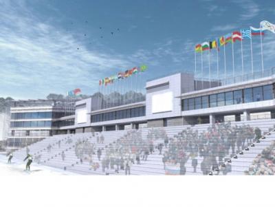 лыжного стадиона на Пятой