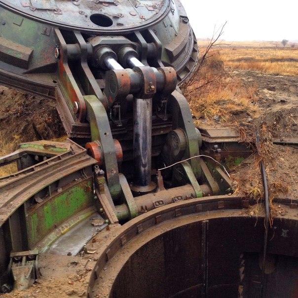 видео подрыв ракетной шахты реорганизации МУП ООО