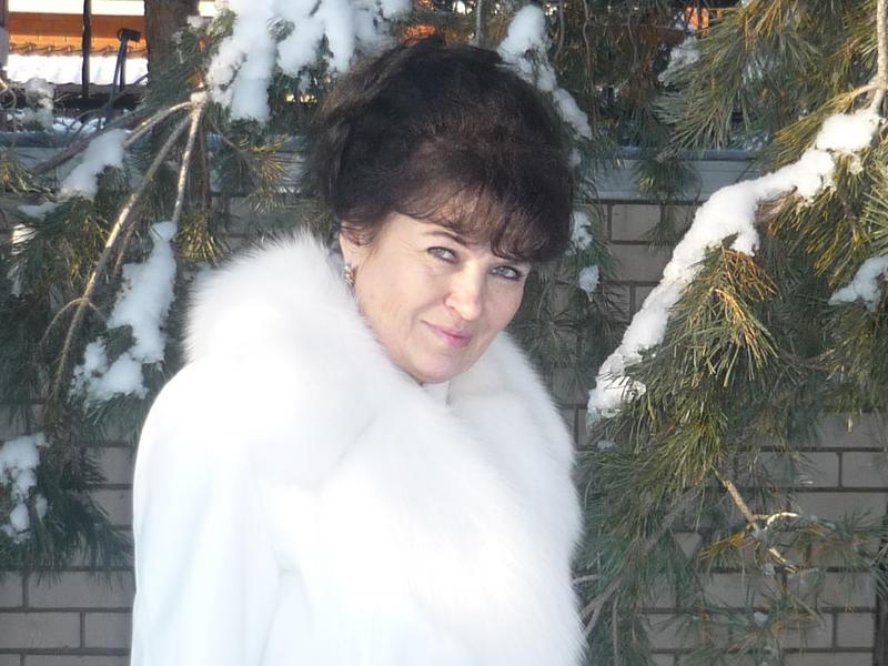 Галина Крупнова