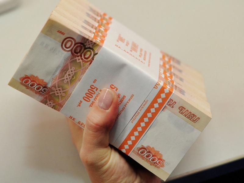 Как выглядит один миллион рублей