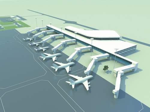 Как видится новый аэропорт,