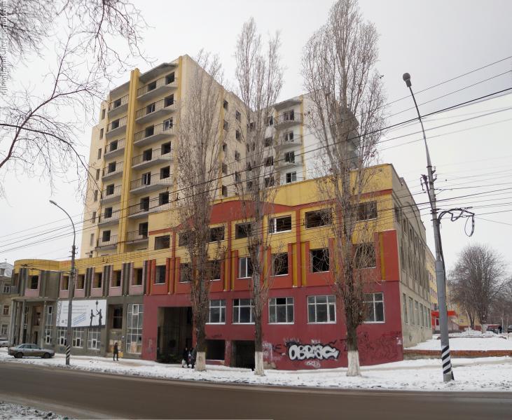 Дом на Горького, 1.