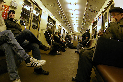 Фото в метро приставания 5579 фотография