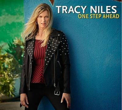 Tracy Niles. One step ahead
