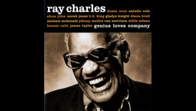 Ray Charles. Genius Loves Company