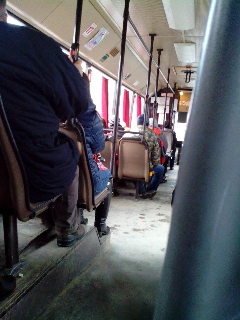 Извращенцы в автобусах фото 538-517