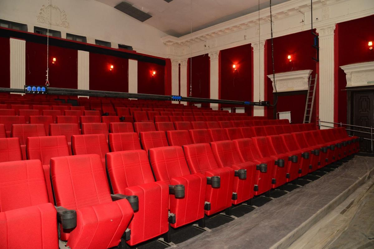 филармония саратов схема мест в зрительном зале