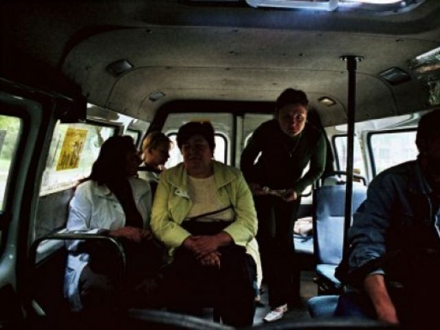 в автобусе фото смотреть