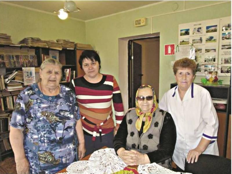 удобства дома для престарелых