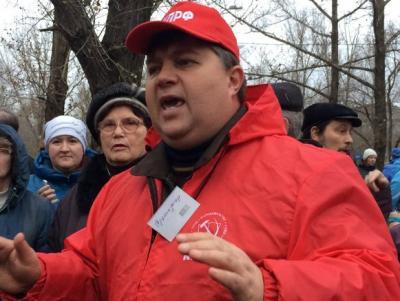 В Саратове создается новая протестная коалиция во главе с Дмитрием Сорокиным
