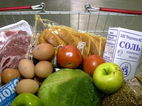 В Курской области дорожают овощи и дешевеют сахар и макароны