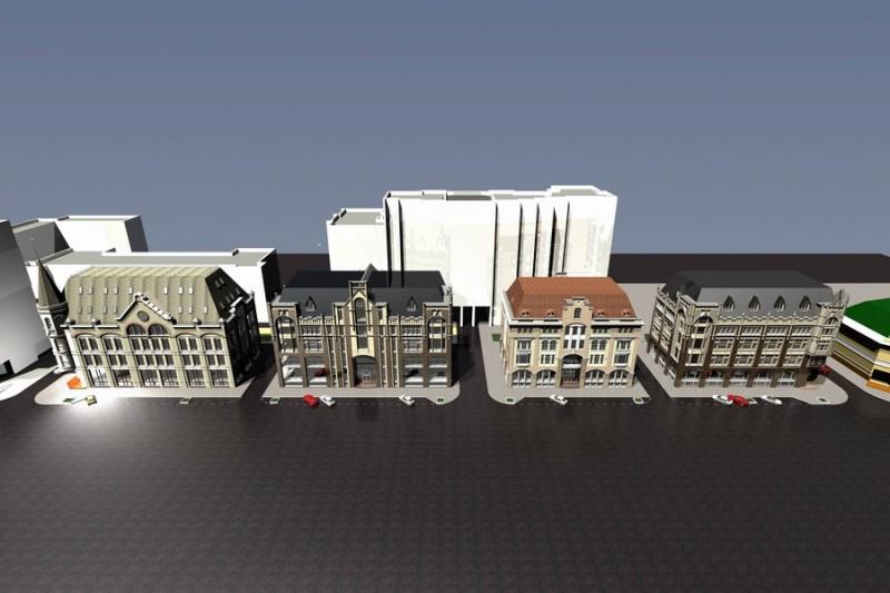 Проект застройки улицы Вавилова от депутата Курихина