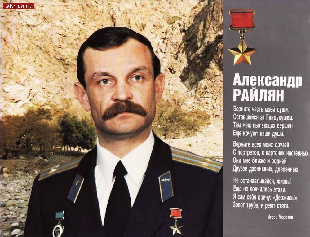 Александр Райлян