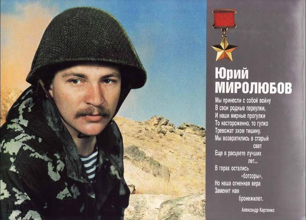 Юрий Миролюбов