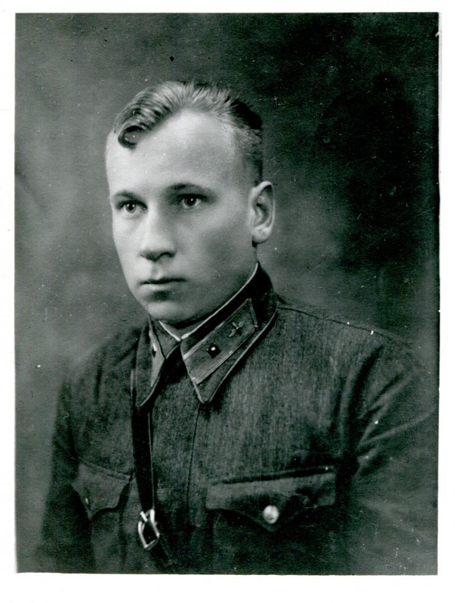 Сергей Иванович Сафронов