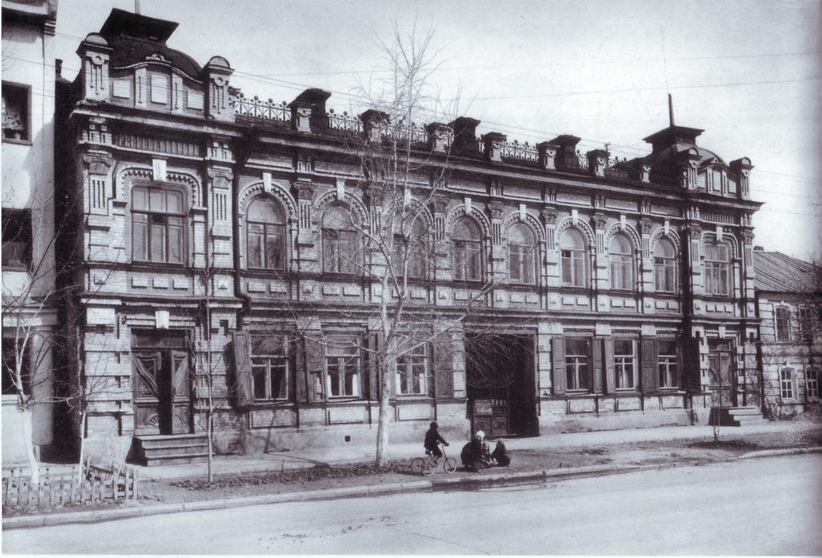 Дом на Ульяновской, 26