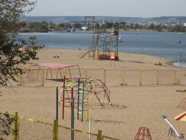 Энгельсский пляж - Энгельс 85