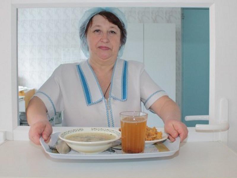 Организация лечебного питания в лечебно-профилактических