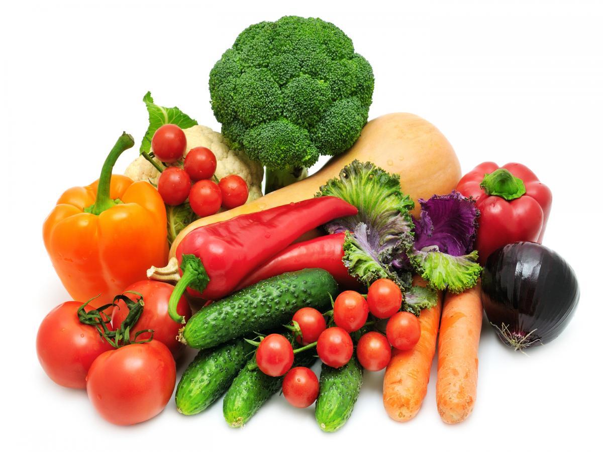 пол картинки про овощей тедди