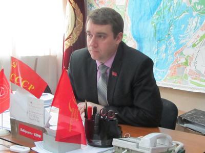 Ставший облдепом Александр Анидалов не пришел на встречу с городскими депутатами