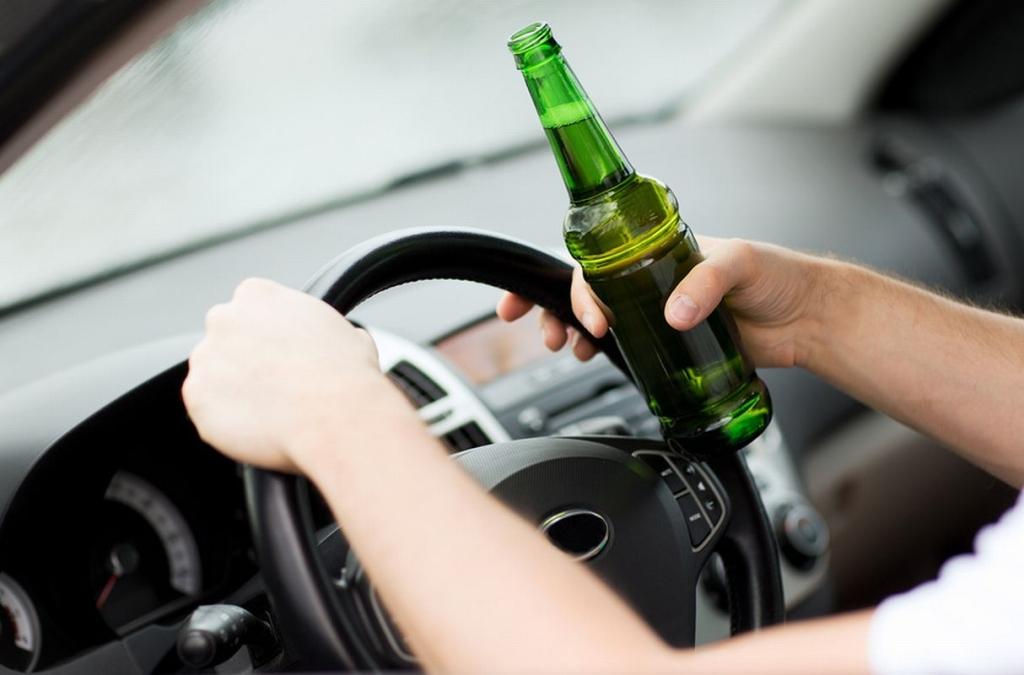 Вождение автомобиля в состоянии алкогольного опьянения