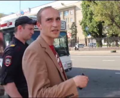 В сарове задержан человек с нетрадиционной сексуальной ориентацией