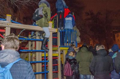 Навальный в Саратове рассказал, что сделает с коррупционерами