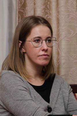 Ксения Собчак о расколе в «Открытке» и «выходе Пиночета»