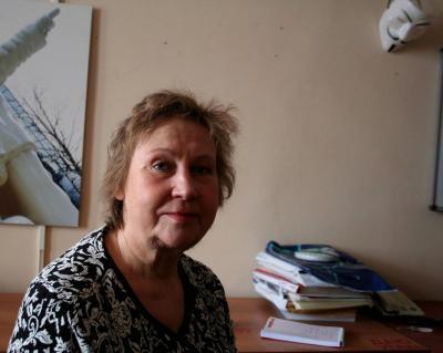Мать обвиняемого - Лариса Рыжова.