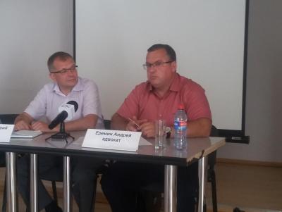 Адвокаты Елены Никитиной обосновали необъективность судьи Игоря Дюжакова