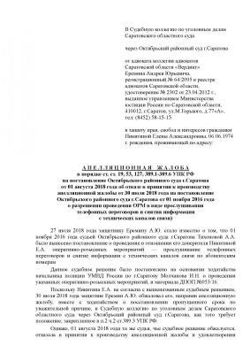 Почему судья считает подсудимую Елену Никитину уже осужденной?