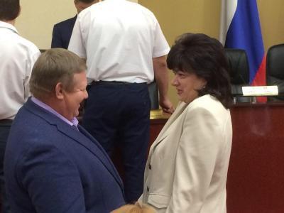 Николай Панков предложил Марине Алешиной взять на контроль ситуацию с долгостроями