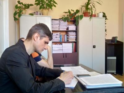 Дело Курихин против Вилкова. Судья согласилась вести процесс без подсудимого
