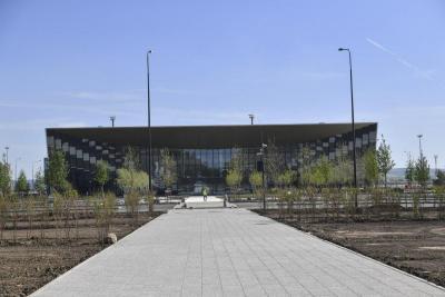 Новый аэропорт Саратова заработает в июле