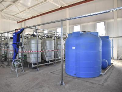 В новом аэропорте Саратова обработка воды будет экологически чистой
