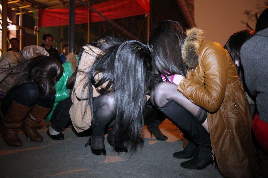 Задержаные проститутки проститутки утром тюмень