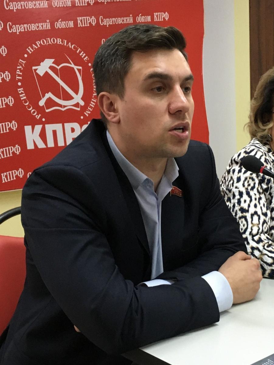 Николай Бондаренко о пресс-релизе саратовской администрации: 'Ах, какие  негодяи!'