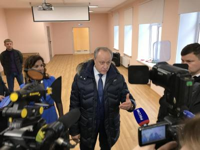 Валерий Радаев занял 20-е из 20 мест в рейтинге губернаторов-блогеров