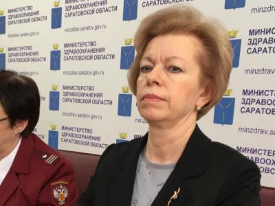 Саратовский министр здравоохранения скрыла от журналистов, куда свозят больных пневмонией