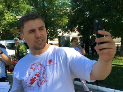 Режем look. Николай Бондаренко