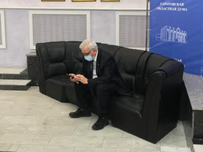 29 декабря депутаты рассмотрят вопрос о сложении полномочий Виктора Малетина