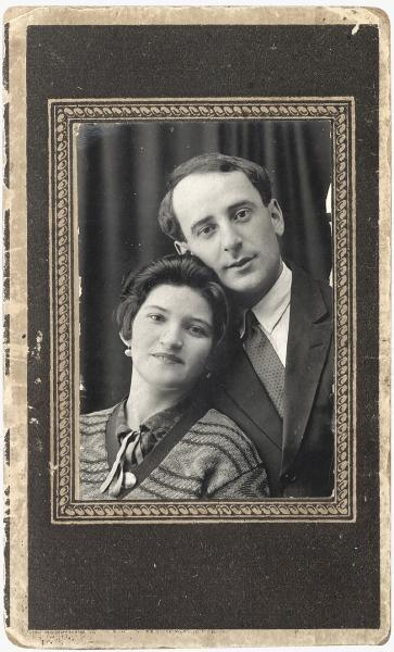 Родители Анатолия Катца