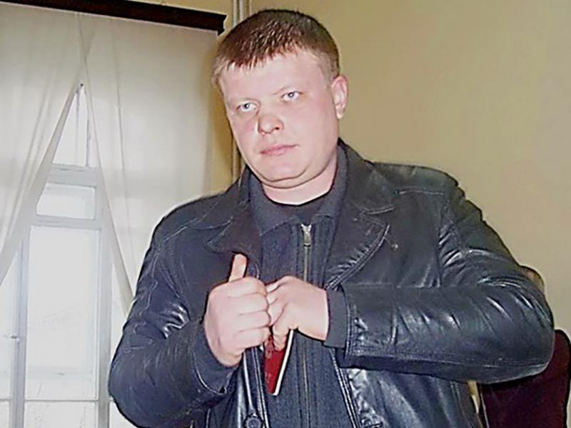 Василий Максимов