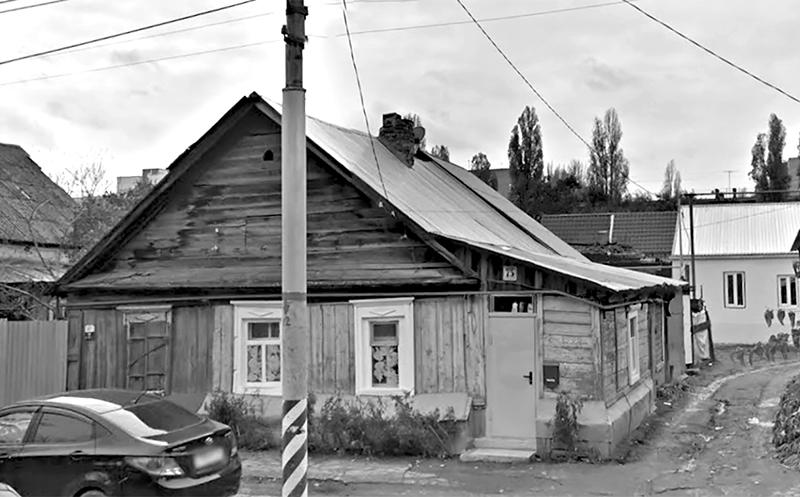 Дом на ул. Новоузенской, 75
