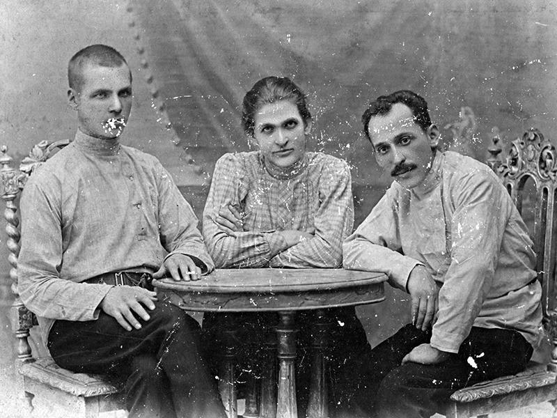Ефимов, Бархатова, Рохлин